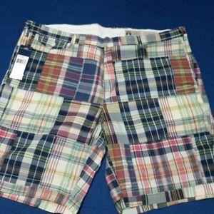 Polo by Ralph Lauren plaid madras shorts